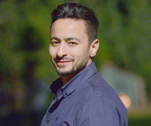 حمادة هلال: الشرع محلل 4 عملت أزمة واتحفل عليه في أغنية شهداء 25 يناير