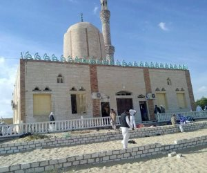 """أسوان تطلق اسم """"شهداء الروضة"""" على المسجد الرئيسى بالمدينة الجديدة"""