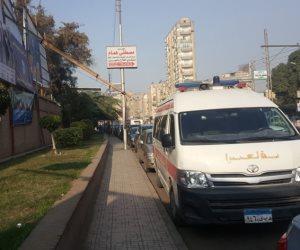 صحة الإسكندرية: استمرار درجة الاستعداد القصوى بالمستشفيات في اليوم الثاني لانتخابات الرئاسة