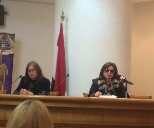رئيس القاهرة السينمائي: فعاليات المهرجان مستمرة دون توقف (صور)