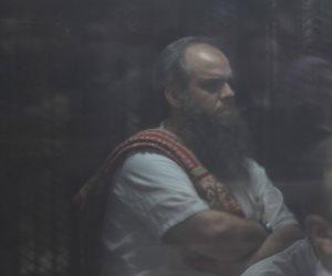 """المؤبد لـ10 متهمين والسجن 15 عاما لـ3 آخرين في قضية """"داعش ليبيا"""" (صور)"""