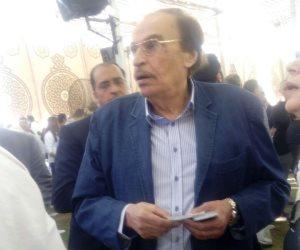 انتخابات الجزيرة.. العلايلي وهشام عباس وفتحى سرور يصوتون فى عمومية النادي