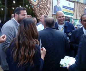 شريف سيف النصر يقترب من خطف كرسي نائب رئيس الجزيرة