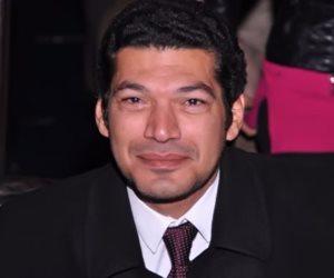 """باسم سمرة يكشف لـ""""صوت الأمة"""" حقيقة تجسيده شخصية أحمد زكي في """"الامبراطور"""""""