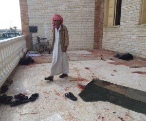 """ON Live داخل مسجد الروضة..وشاهد عيان: """"شيلت 30 جثة"""""""