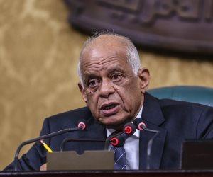 عبدالعال: البرلمان يثبت انحيازه الدائم للتشريعات التي تصب في مصلحة المواطن