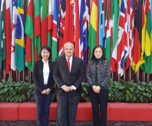 ننشر نتائج زيارة رئيس جامعة القاهرة للصين