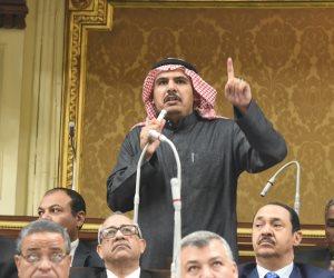 أول بيان للبرلمان عقب مناقشة حادث الروضة: الإرهاب لا يفرق (صور)