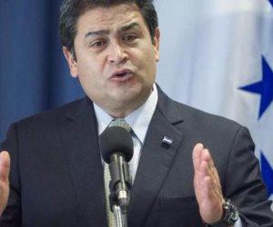 فوز رئيس هندوراس في الانتخابات الرئاسية