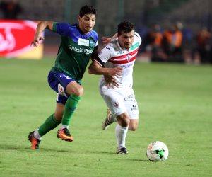 الزمالك يصل دور نصف النهائي من بطولة كأس مصر بعد تخطيه المقاصة