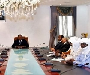 «أويحيى» يشارك بحفل تنصيب «كايتا».. الجزائر تدعم اتفاق السلم والمصالحة في مالي
