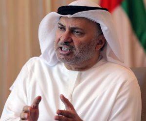 قرقاش يرد على ادعاءات الإعلام الأمريكي بتدخل الإمارات في الانتخابات الرئاسية: لم يحدث