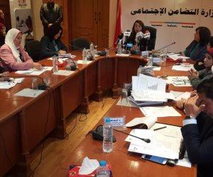 """التضامن: 6 ملايين مصري فوق سن الستين نهدف دعم 200 ألف منهم ببرنامج """"كرامة"""""""