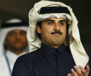 يا فضيحتك يا تميم.. مظاهرة ضد دعم قطر للإرهاب على أبواب الأمم المتحدة