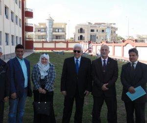 حسام بدراوي يطالب باستغلال ملاعب ومسارح المدارس اليابانية لحين افتتاحها
