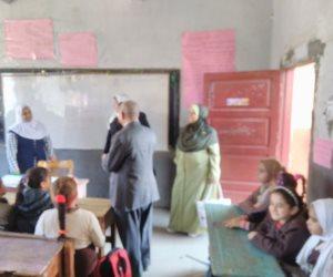 التربية والتعليم تحل مشكلة العنف داخل مدرسة الخانكة بالقليوبية