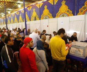 بعد فرز 121 لجنة من أصل 126.. الخطيب يحصد 19689 صوتًا  مقابل 14401 لمحمود طاهر