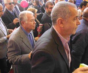انتخابات الأهلي .. حسن حمدى يكذب حملة الخطيب ويظهر فى العملية الإنتخابية