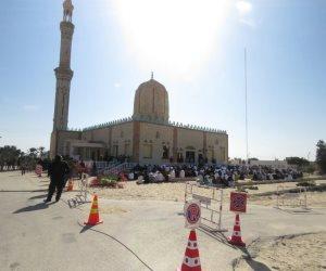 انجازات الإخوان.. حادث مسجد الروضة (فيديو)