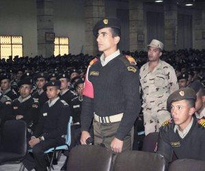 فتح باب القبول لدفعة جديدة من خريجي الجامعات 2018 بالقوات المسلحة (إنفوجراف)