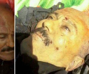مفاجأت جديدة بعد 10 أشهر من مقتل الرئيس اليمني.. تعرف على قاتل «علي عبد الله صالح»