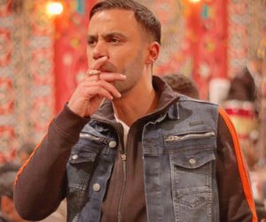 محمد عادل إمام في جاردن سيتي من أجل «ليلة هنا وسرور»
