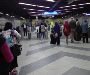 المترو جاهز بعدد رحلات قياسية.. تعرف على جداول ومواعيد الخطوط الثالث في العيد