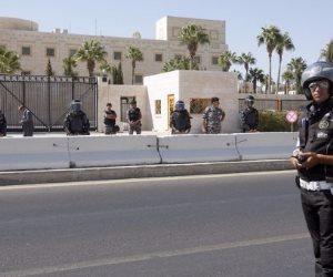 مسيرات حاشدة في الأردن أمام السفارة الأمريكية بشأن القدس