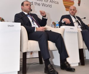 رئيس البورصة: أسواق المال قادرة على بناء اقتصاديات قوية ومستدامة في القارة السمراء (صور)