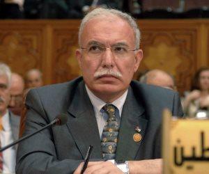 وزير الخارجية الفلسطيني عن تصويت مشروع لقرار الخاص بالقدس : فشل ذريع لأمريكا