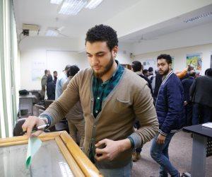 1243 طالبا يتنافسون في انتخابات الاتحادات الطلابية بجامعة حلوان