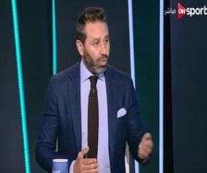 """حازم إمام يوضح لـ""""ON Sport"""" شرط انتقال محمد صلاح لريال مدير أو برشلونة"""