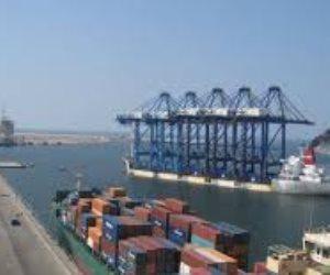 20 سفينة إجمالي حركة موانئ بورسعيد على مدار 24 ساعة