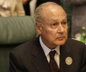 """وزراء الخارجية العرب يوافقون على التجديد لـ""""أبو الغيط"""" أمينا عاما للجامعة العربية"""