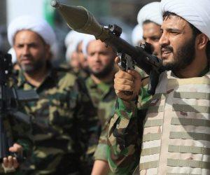 الحشد الشعبي العراقي يعلن عن تدمير 3 مضافات ل تنظيم داعش  في ديالى