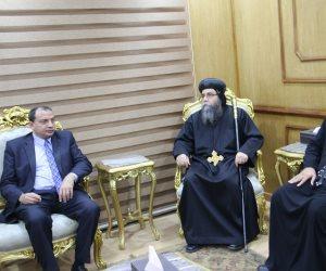 جامعة بنى سويف: المسلمون والمسيحيون نسيج واحد فى مواجهة الفتن الطائفية