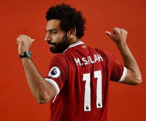 محمد صلاح يحتل المركز الـ32 فى قائمة أفضل لاعبي العالم
