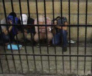 السجن المشدد 15 سنة لـ10 متهمين و5 آخرين لاتهامهم بالسطو على سيارة بريد بسوهاج