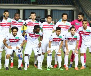 الشامي يقود الزمالك للتقدم علي المقاولون 1- 0 بالشوط الأول (فيديو)