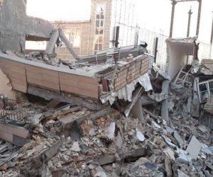 زلزال بقوة 3.5 درجة يضرب محافظة حلبجة بإقليم كردستان