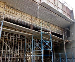 مدير أمن القاهرة يشهد إعادة تشغيل نفق زهراء المعادي (صور)