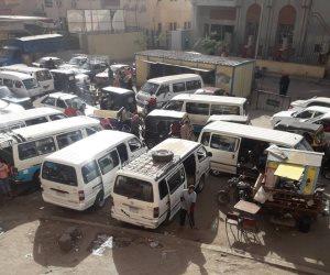 العاصمة تستعد لإزالة 102 موقف عشوائي لسيارات الأجرة والسرفيس