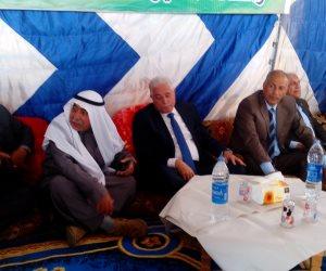محافظ جنوب سيناء: مليار دولار لتطوير مينائي شرم الشيخ البحرى ونوبيع