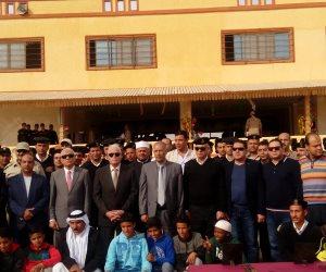 محافظ جنوب سيناء: الأمن يبذل جهودا كبيرة لسلامة المواطنين والسياح(صور)