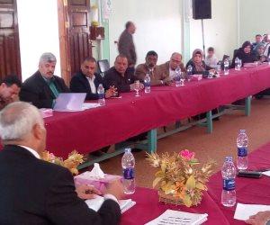 محافظ شمال سيناء يعلن عن إطلاق مشروعات جديدة بقرية الروضة (صور)