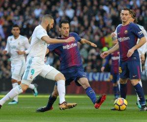 برشلونة فى مواجهة ساخنة أمام فالنسيا فى نصف نهائي كأس إسبانيا