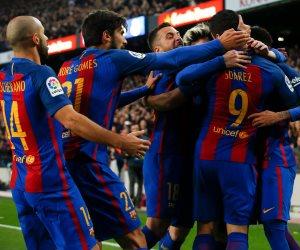 برشلونة يستضيف ديبورتيفو ألافيس فى الدوري الأسبانى