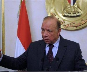محافظ القاهرة يشدد على وجود حرم لكوبرى الجلاء ويستمع لشكى مقاول المشروع