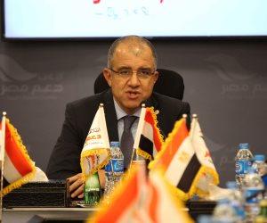 رئيس دعم مصر يعلن الانطلاقة الجديدة للائتلاف ويفتتح مقره الرئيسي بالتجمع الخامس (صور)