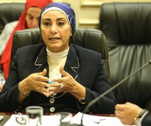 برلمانية: كلمة الرئيس عبد الفتاح السيسى للعمال جوهرية وأسعدتهم فى عيدهم